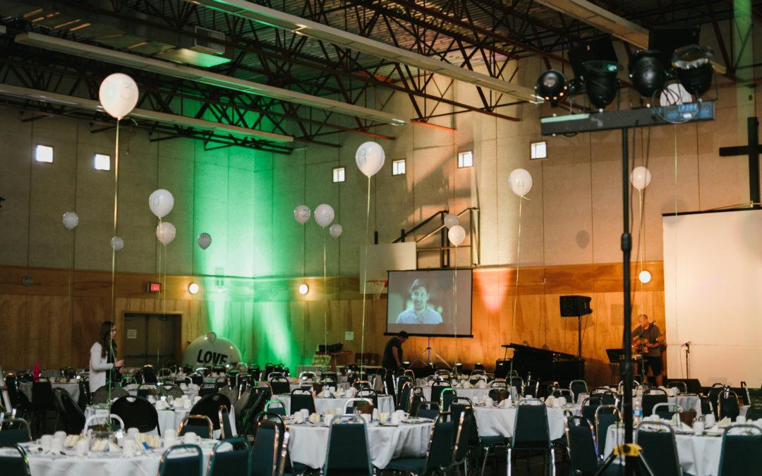 Anvil Fundraising Banquet 2017