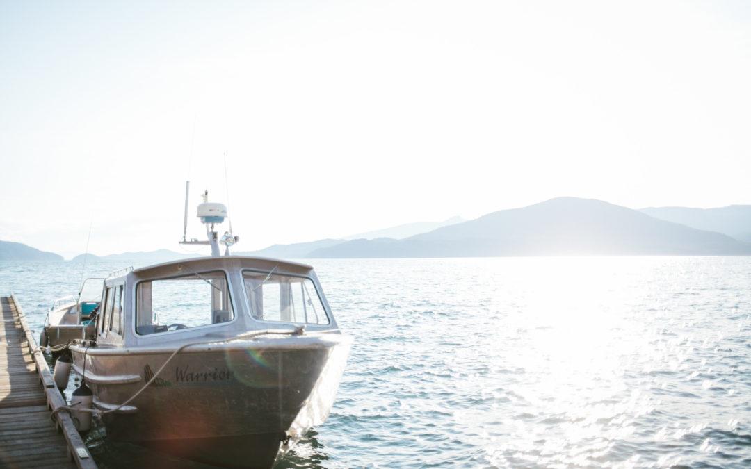 Anvil Island – Enjoy the View