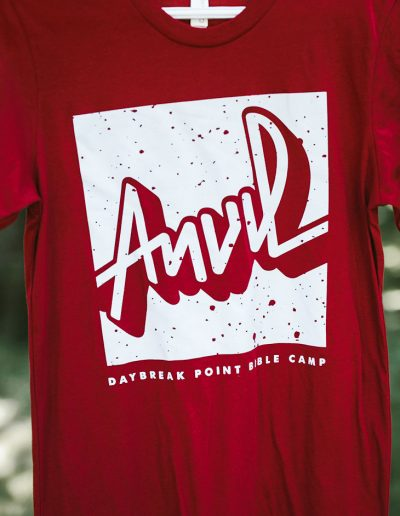 Red Anvil Logo Shirt